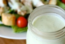 *DIY Dressings/Sauces* / by Megan Kieffer