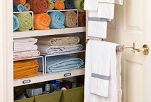 Organizing - Closets/Storage / by Amanda