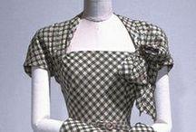 vestidos del pasado