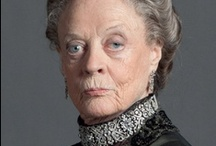 Downton Abby  / Period costumes, sets and oh my goodness the acting and stories!