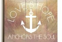 My love for the nautical / by Alex Richards