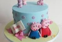 Peppa Pig Party / by Chloe Dunne Design