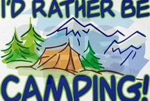 Camping/Backpacking / by Alex Richards