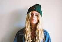 Editorial Fashion (Beanie project)