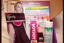 Influentser Violet VoxBox / The Violet VoxBox contents, blog posts, and inspiration