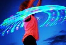 Holy Hooping, Batman! / Tracking my hoop journey, which started January 2013, including favorite tutorials, the best photos, and hoop life facts! / by LuckiestGirlEver