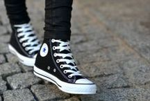Converse I Sneakers / The biggest Converse core color collection you will find on the internet!