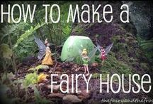 Fairy Gardens / Fairy Gardens ideas including tiny garden plants suggestions.
