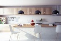 Kitchen Renovation / by Chloe Dunne Design