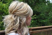 Hairstyles / by Debbie Van Fleet