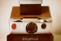 polaroid + instant film / love of polaroid, impossible project, & all things instant film