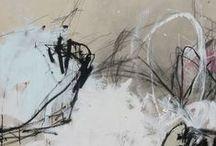 abstract art / abstract art.