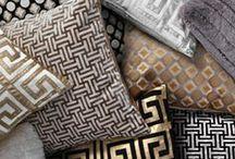 Decor Trend: Greek Key Prints