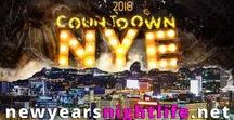 Complete NYE New Years Events Guide / Complete guide to New Years event nightlife, top New Years events and NYE parties happening New Year's Eve and best NYE Party Destinations for New Years 2018.