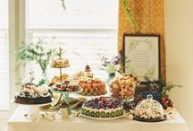 Food + Dessert Tables
