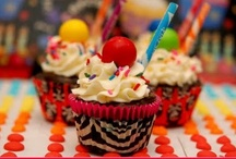 birthday party/party ideas / by Amy Robinson