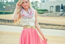 Pretty Clothes and Golden Curls  / by Bethanie Blake