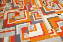 Quilting: Modern, Art and Traditional / Quilts (modern, art, and traditional), quilting techniques, fabric, and other sewing inspiration. / by Leslie Wade