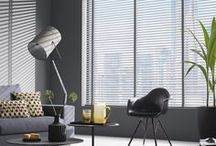 Horizontale jaloezieën / Lichtregulering is zeer bepalend voor de sfeer in huis. SUNWAY exclusieve raambekleding laat u spelen met licht en kleur. Om uw creativiteit te prikkelen hebben wij hier onze mooiste sfeerfoto's geplaatst.