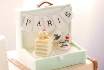 Decorated Cakes & Fondant Stuff / by Tamara Putri