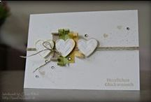 CRAFT : Cardmaking / Collection of handmade cards.