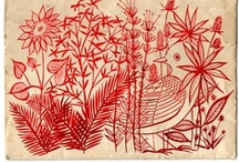patterns & illustrations / by Constanza Fernandez Fabres