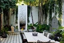 terrace / by Constanza Fernandez Fabres