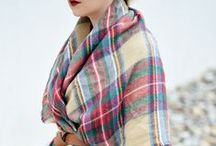 Plaid Is The New Floral? / trend fall 2013 / by Sadee Says Accessories Boutique