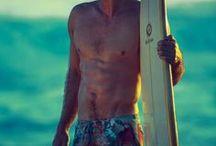 Men's Beachwear / Brazilian men's swimwear and boardshort. Exclusive designers for homme.