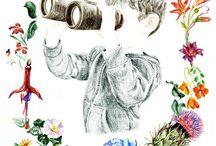 Mis ilustraciones / by Constanza Fernandez Fabres