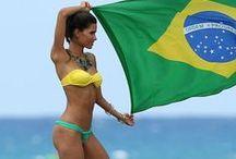 The true brazilian beauty