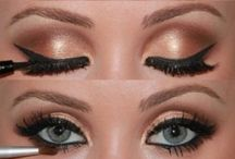 Eye makeup (different looks, tutorials, etc.) / Tip, tricks, looks,  brands, ideas and more for eye makeup (sorry if there are duplicate pins, this board is quite large) / by Heather Buchman
