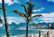 ღ BRAZIL ღ / Brazilian beaches, cities, destinations and brazilian nature. Travel with us to these dreamy destinations.