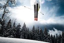 Ski/Snowboard / by Erin Appenzoller