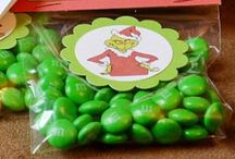 Chicot holiday ideas / Ideas for Grinch Day, Polar Express Day and Frozen Day / by Molly O'Brien