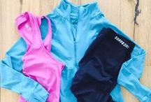 I Heart Fitness Gift Guide / Gift the gifts that keep giving! Performance wear so stylish you'll look forward to working out. #SoffeGifts / by Soffe