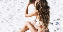 SUMMER HAIR ☀ / Hair beauty tips. DIY tresse. New coiffure. Get a georgeous look for the summer!