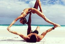 Holistic Fitness / Yoga, couples yoga, stretching...
