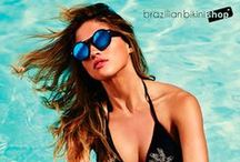 Sunglasses / When it comes to looking hot, nothing completes your summer look better than a pair of gorgeous sunglasses.