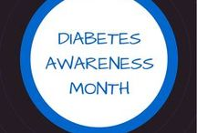 Diabetes Awareness / November is National Diabetes Awareness Month, but we'll be celebrating all year long!