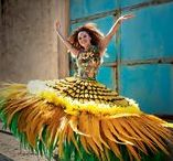 Carnival ♪ ♫ ♩ / Carnival, Brazil, Festival, People