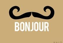 Moustache me! / by Eloc Tron