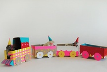 Kids board / by Victoria Van Veyfeyken