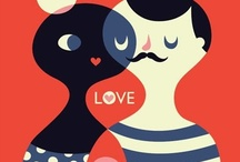 Love is in the air....! / by Eloc Tron