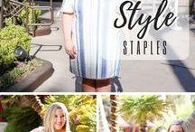 Mom Fashion and Style / Style, Fashion, woman, mom, clothes, mom fashion, women's clothes, mom style, on a budget