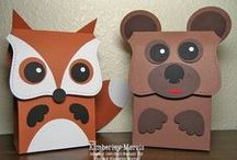 Stampin' Up! Favor/Treat Ideas