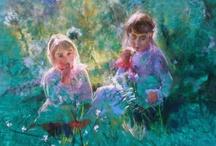 Miscellanea / Morandi ,Il pittore,ha dipinto lo stesso quadro ,la stessa bottiglia ,con la stessa tecnica per sessanta anni, senza la minima variazione. C'è chi ce la fa . Noi no. Il gusto della pittura sta nella ricerca, nell'invenzione nell'abbandono. Ci sono qui una serie di quadri che hanno lo scopo di far chiedere di quanti pittori si tratta. Orvieto. http://chioccia-tsarkova.it/