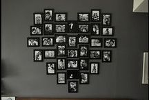 Photo Displays / by Julie {Table for Two}