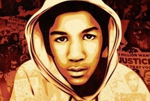 Trayvon Martin / This is a board that curates expressions of solidarity for Trayvon Martin. / by Prison Culture