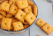 Snacks/Apps / by Michelle Graziano